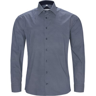 Glasgow Skjorte Modern fit | Glasgow Skjorte | Blå