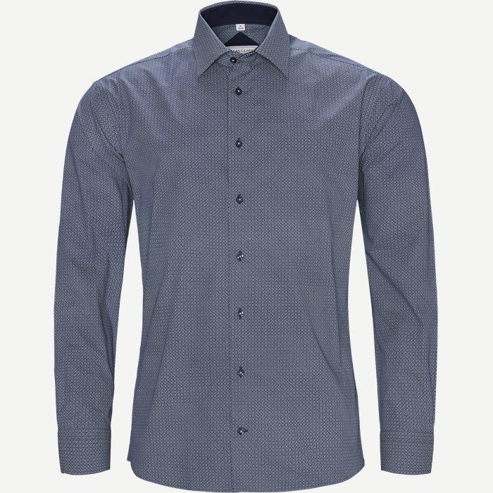 Hemden - Modern fit - Blau