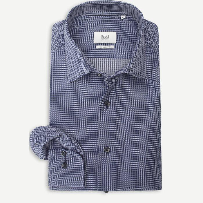 4967 Skjorte - Skjorter - Modern fit - Blå