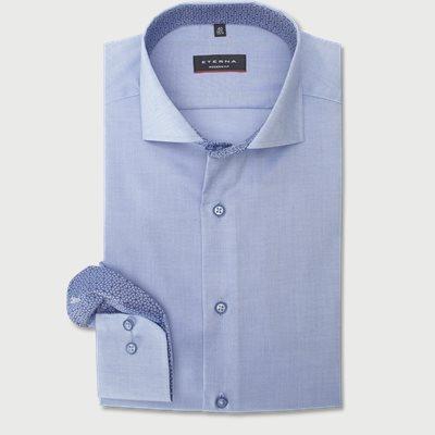 8102 Skjorte Modern fit   8102 Skjorte   Blå