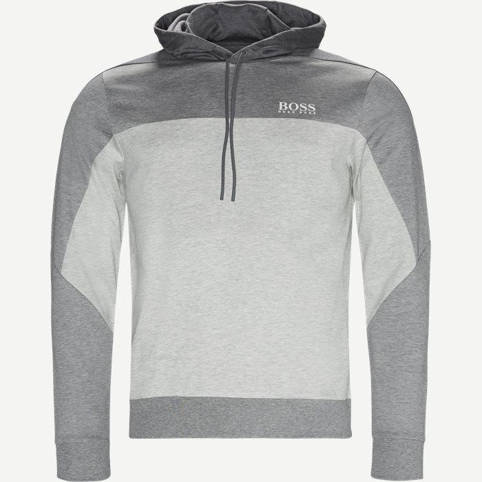 Soultech Hoodie Sweatshirt - Sweatshirts - Slim - Grå