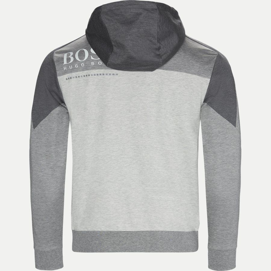 50399318 SOULTECH - Soultech Hoodie Sweatshirt - Sweatshirts - Slim - GRÅ - 2