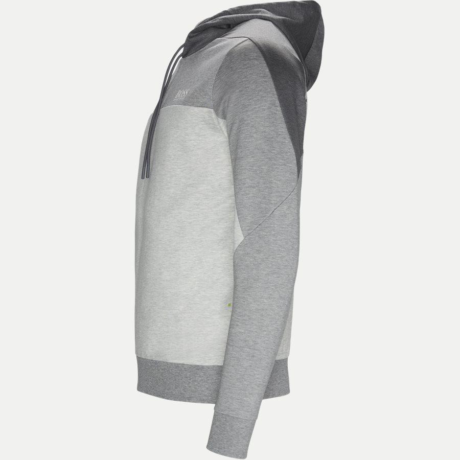 50399318 SOULTECH - Soultech Hoodie Sweatshirt - Sweatshirts - Slim - GRÅ - 3