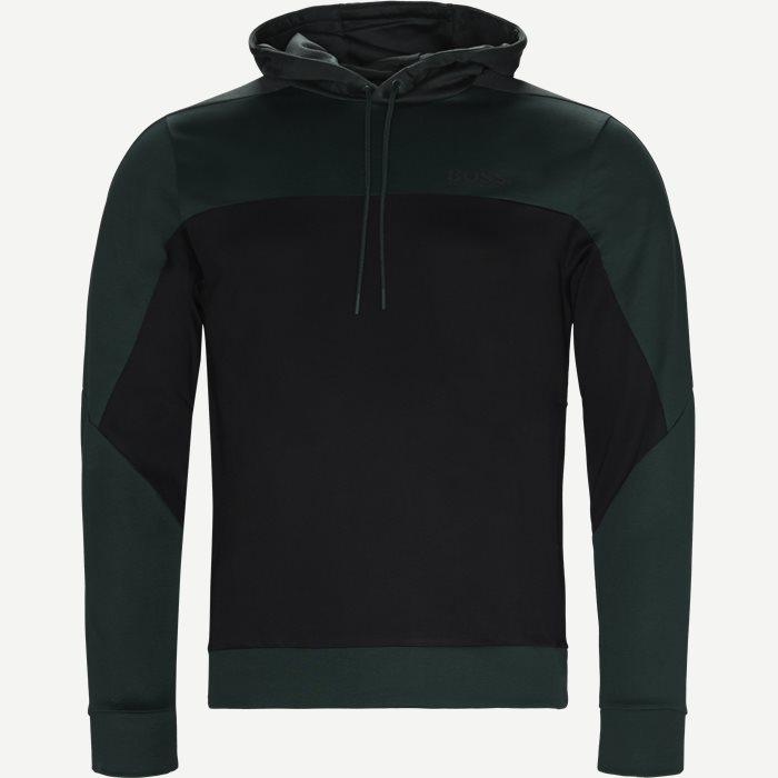 Sweatshirts - Slim - Green