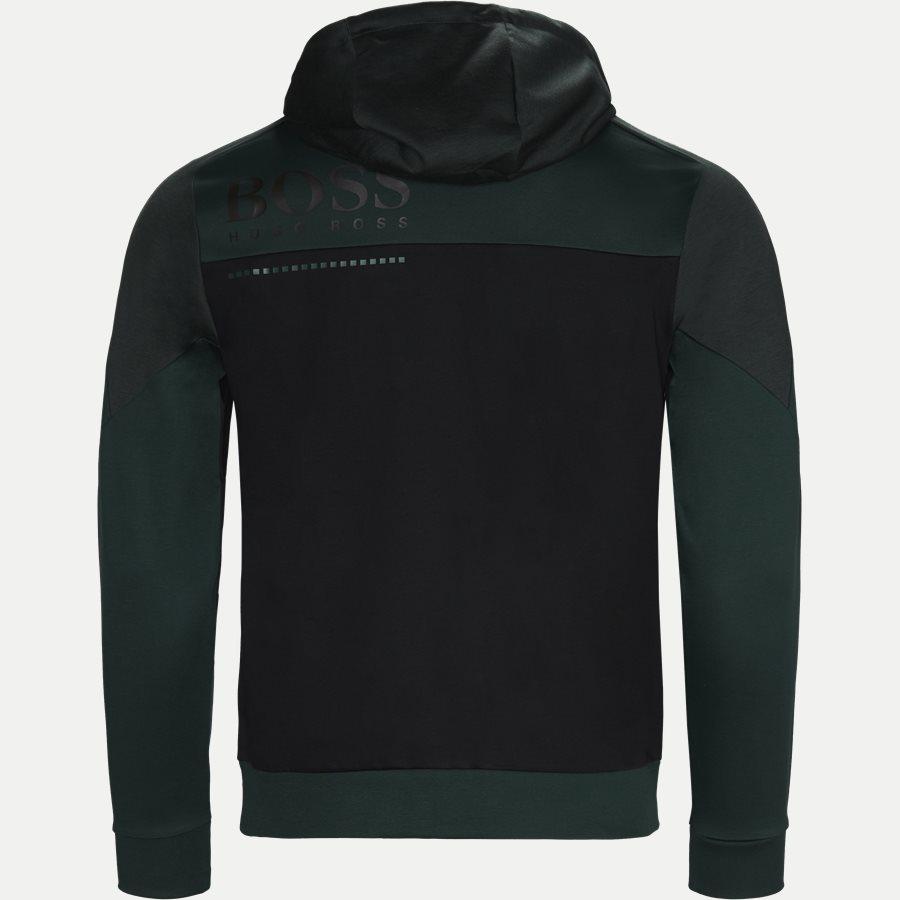 50399318 SOULTECH - Soultech Hoodie Sweatshirt - Sweatshirts - Slim - GRØN - 2