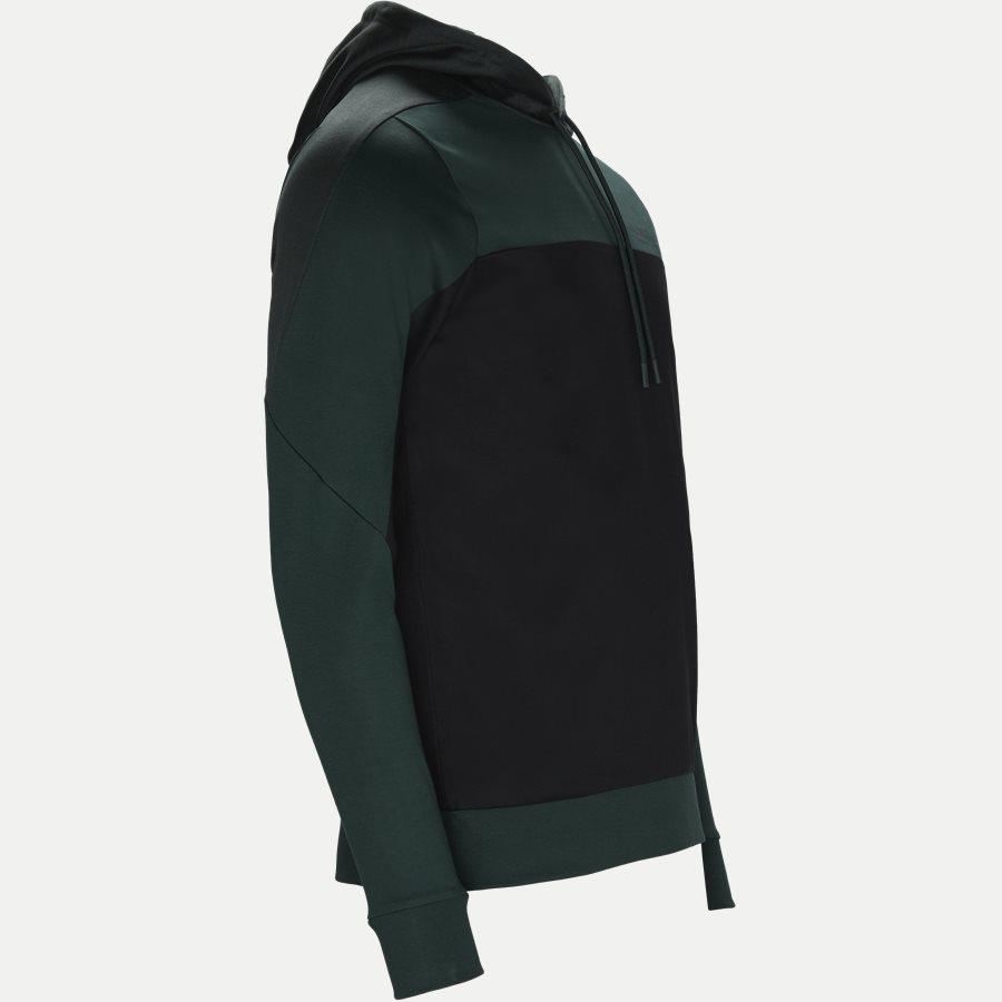 50399318 SOULTECH - Soultech Hoodie Sweatshirt - Sweatshirts - Slim - GRØN - 4