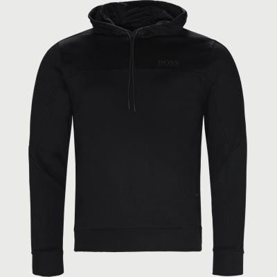 Soultech Hoodie Sweatshirt Slim | Soultech Hoodie Sweatshirt | Sort