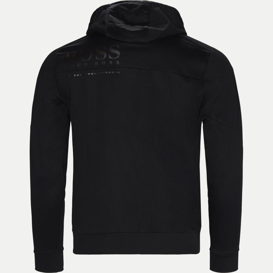 50399318 SOULTECH - Soultech Hoodie Sweatshirt - Sweatshirts - Slim - SORT - 2