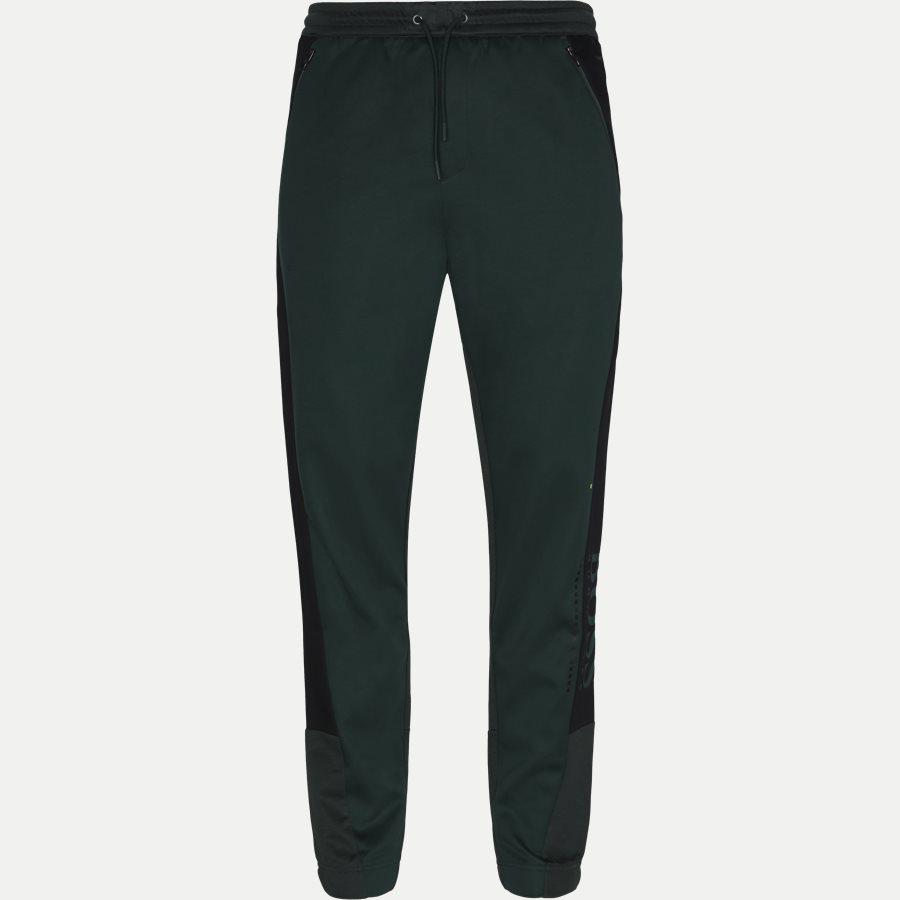 50399318 HL-TECH - HL-Tech Sweatpants - Bukser - Slim - GRØN - 1