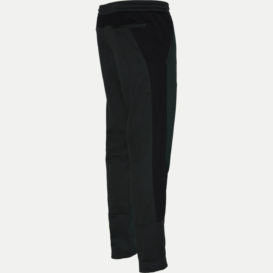 50399318 HL-TECH - HL-Tech Sweatpants - Bukser - Slim - GRØN - 3