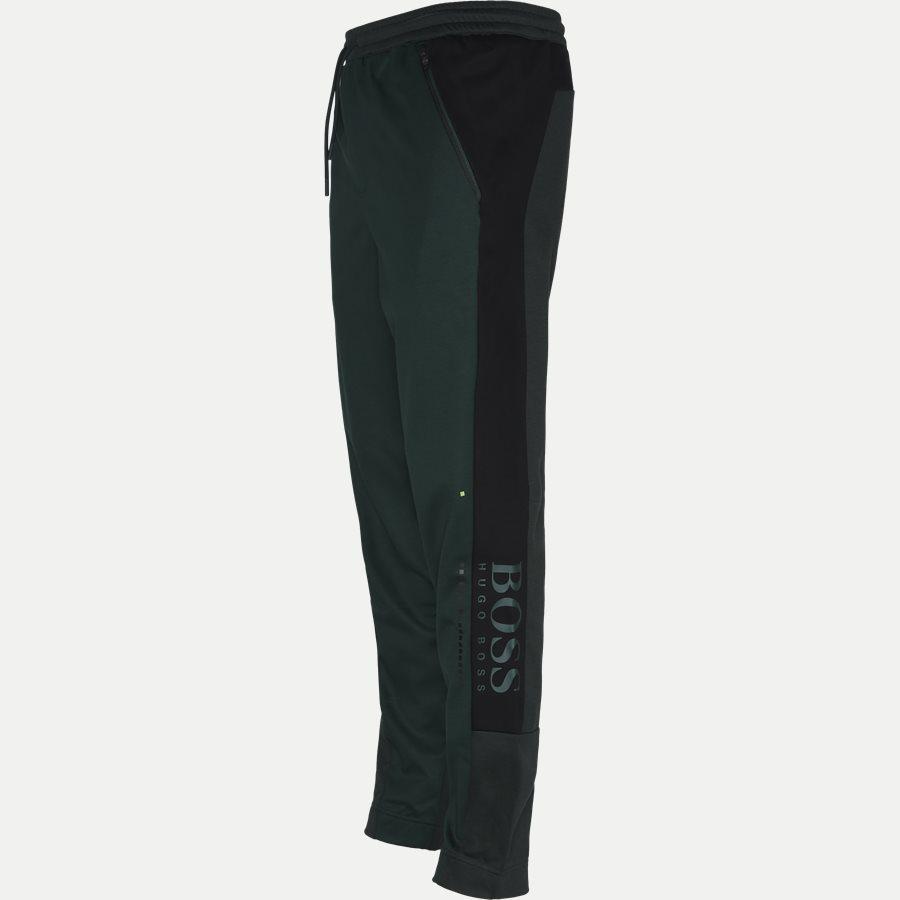 50399318 HL-TECH - HL-Tech Sweatpants - Bukser - Slim - GRØN - 4