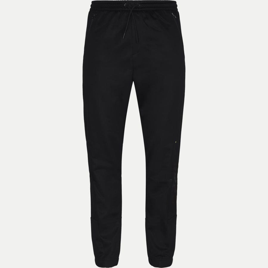 50399318 HL-TECH - HL-Tech Sweatpants - Bukser - Slim - SORT - 1