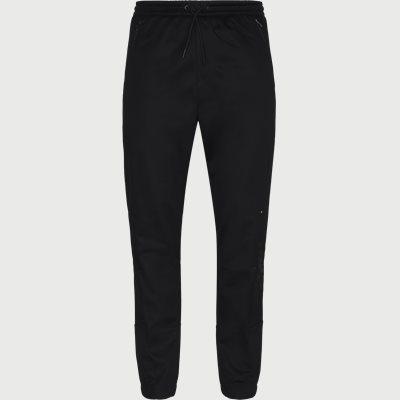 HL-Tech Sweatpants Slim | HL-Tech Sweatpants | Sort