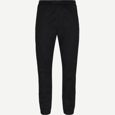 HL-Tech Sweatpants Slim | HL-Tech Sweatpants | Sort