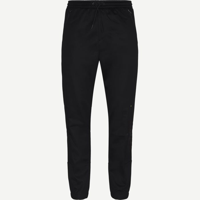 HL-Tech Sweatpants - Bukser - Slim - Sort