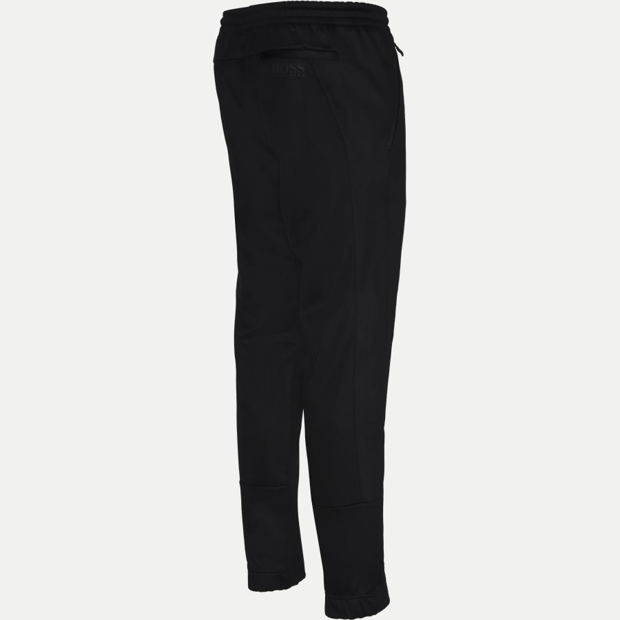 50399318 HL-TECH - HL-Tech Sweatpants - Bukser - Slim - SORT - 3
