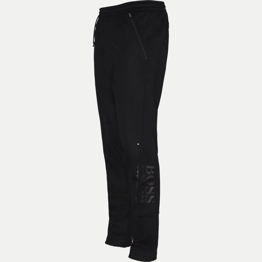 50399318 HL-TECH - HL-Tech Sweatpants - Bukser - Slim - SORT - 4