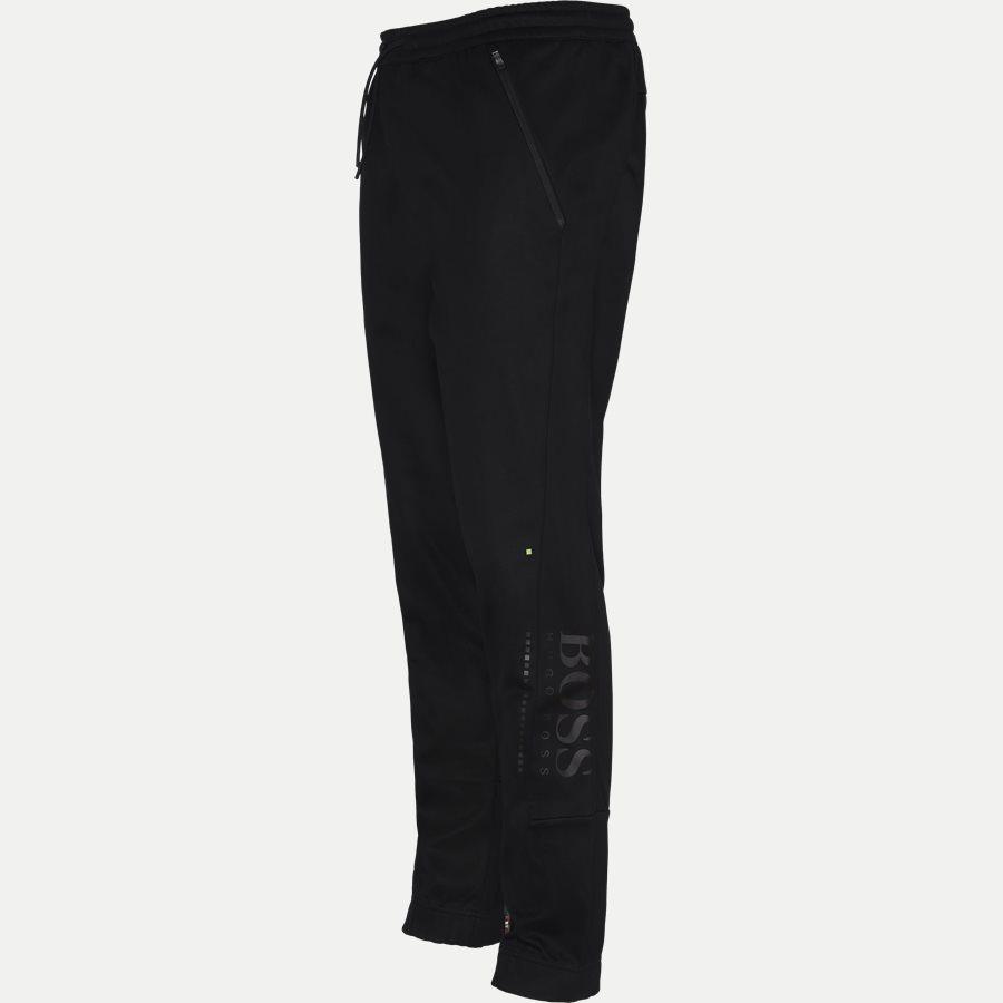 50399318 HL-TECH - HL-Tech Sweatpants - Bukser - Slim - SORT - 4