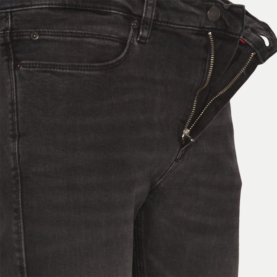 2039 HUGO 734 - Hugo734 Jeans - Jeans - Skinny fit - GRÅ - 4
