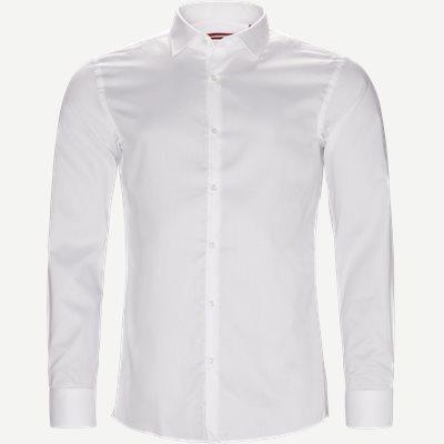 Kenno/Venzo Skjorte Kenno/Venzo Skjorte | Hvid