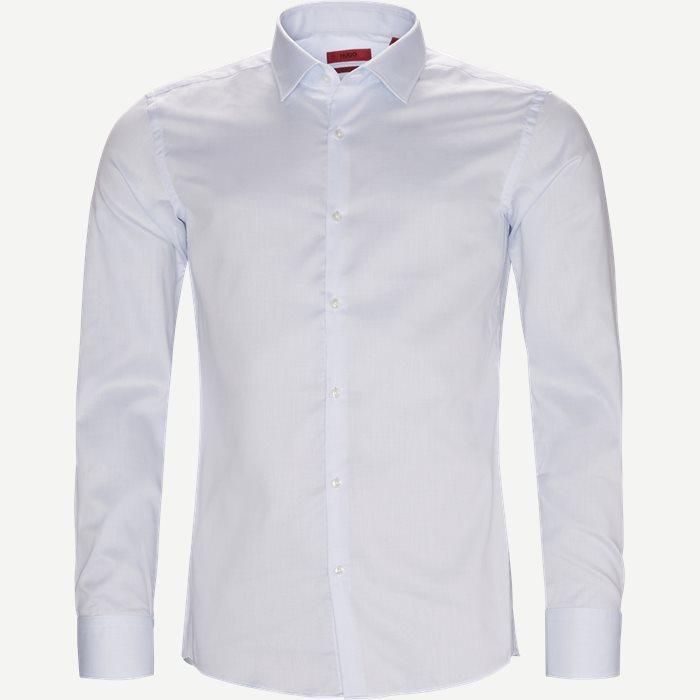 Kenno/Venzo Skjorte - Skjorter - Blå