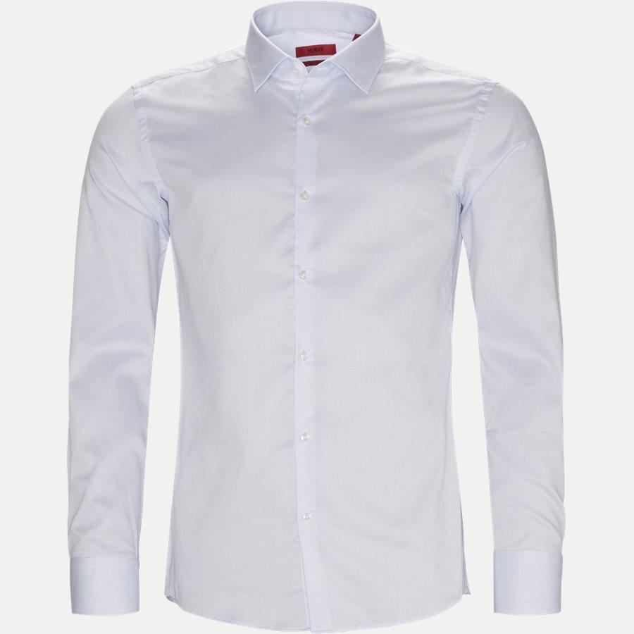 7048/7171 - Kenno/Venzo Skjorte - Skjorter - LYSBLÅ - 1