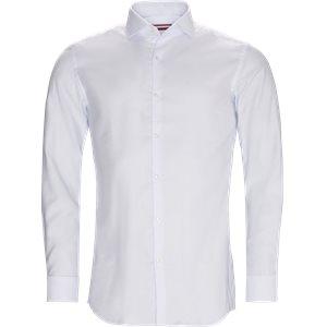 Kason/Vordon Skjorte Slim | Kason/Vordon Skjorte | Blå