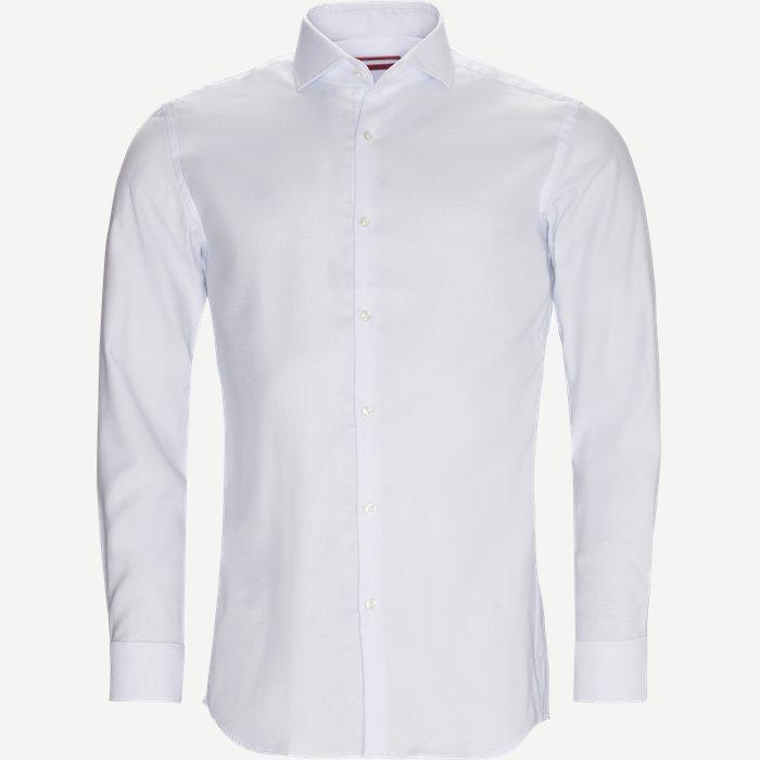 Kason/Vordon Skjorte - Skjorter - Slim - Blå