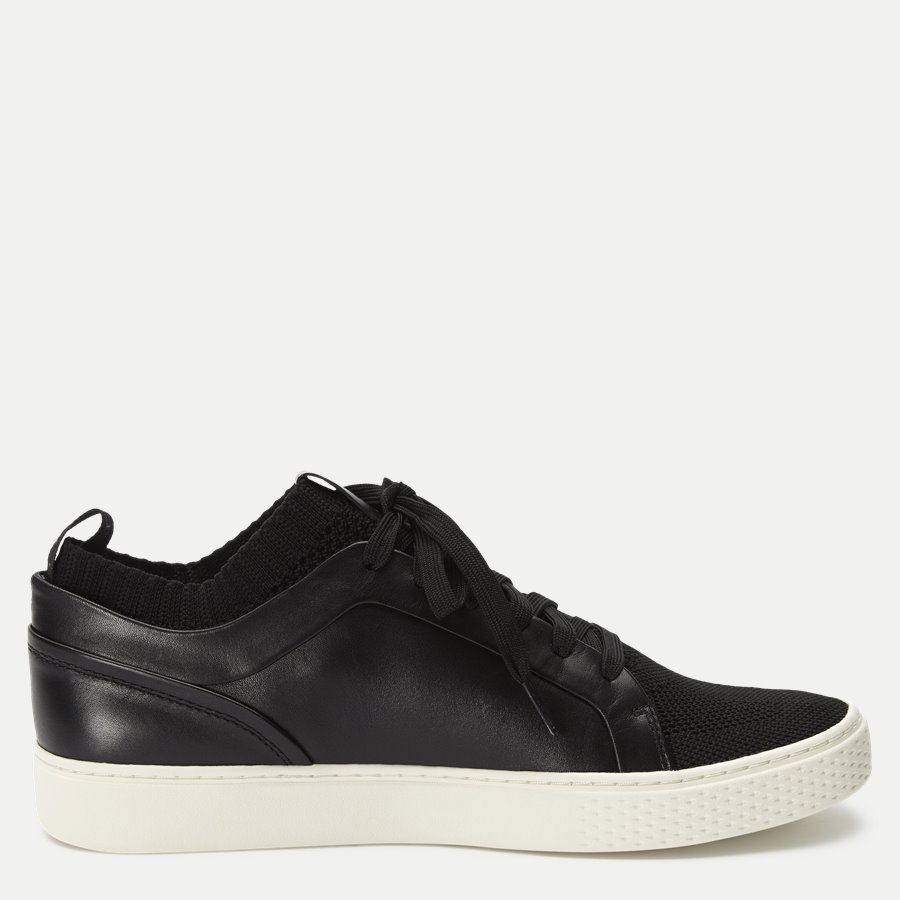809712538 - Court Sneaker - Sko - SORT - 2