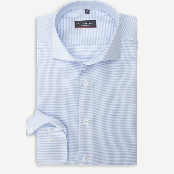 3121 Skjorte - Skjorter - Modern fit - Blå