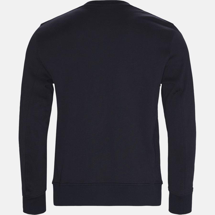 PXJS773 - 1CR - Sweatshirts - Regular fit - NAVY/HVID - 2