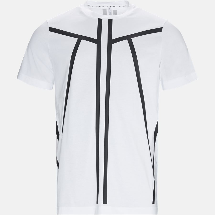 PXJT178 - 1AX - T-shirts - Regular fit - HVID - 1