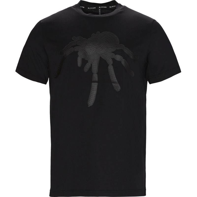 Billede af BLACKBARRETT T-shirt Sort
