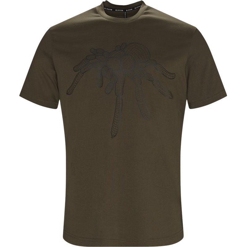 Billede af BLACKBARRETT PXJT212 - 1AX T-shirts Army