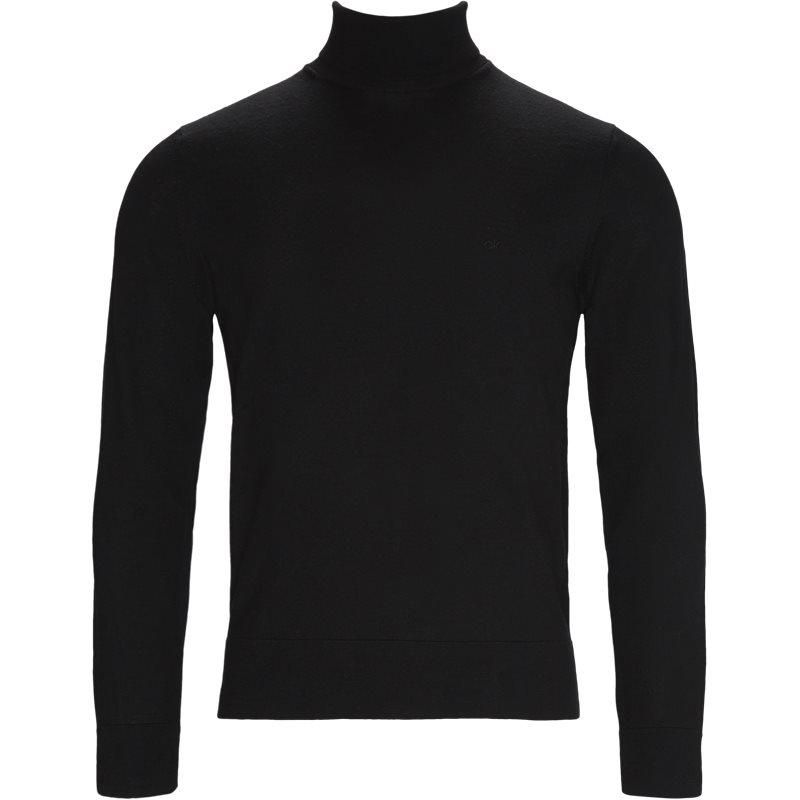 calvin klein – Calvin klein regular fit k10k102751 strik black på axel.dk
