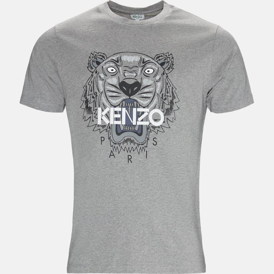 5TS0504Y1 - T-shirt - T-shirts - Slim - GREY - 1