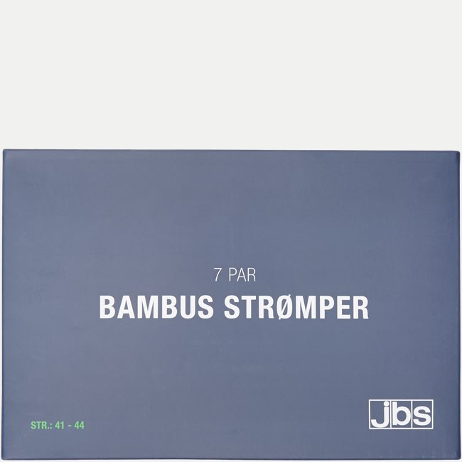 Bambus Strømper 7-Pack