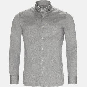 skjorte Slim | skjorte | Grå