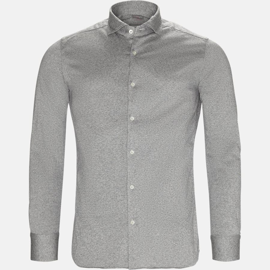 31467 J722ML - skjorte - Skjorter - Slim - GREY - 1