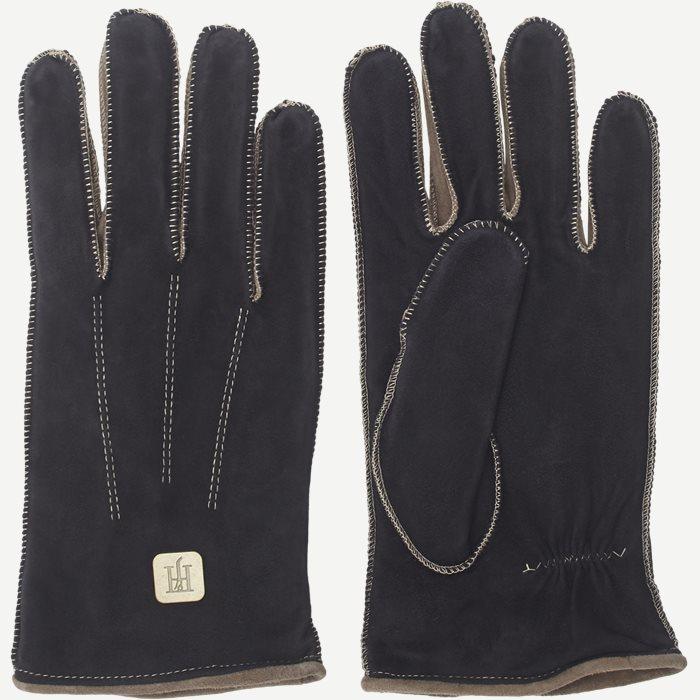 Ruskinds Handsker - Handsker - Regular - Blå