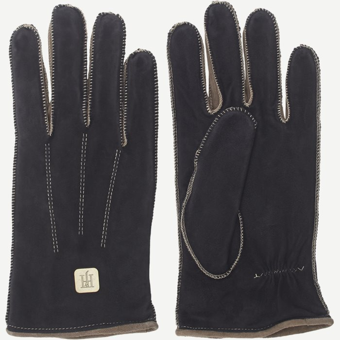 Handschuhe - Regular - Blau