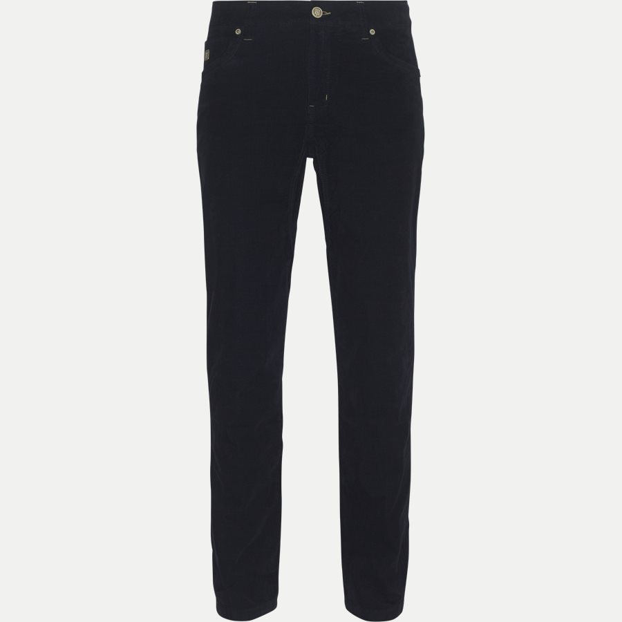 04404 5-PKT CUT'N SEW MICRO CORD - Micro Cord Jeans - Jeans - Regular - NAVY - 1