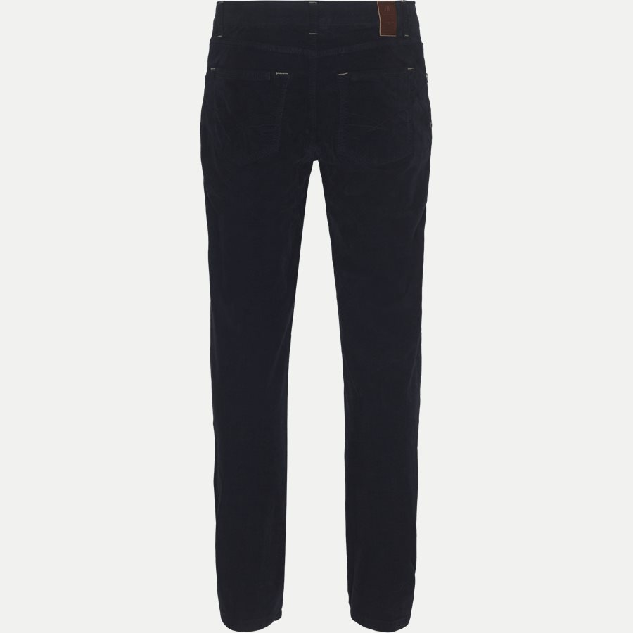 04404 5-PKT CUT'N SEW MICRO CORD - Micro Cord Jeans - Jeans - Regular - NAVY - 2