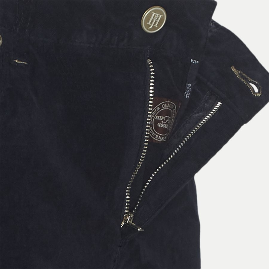 04404 5-PKT CUT'N SEW MICRO CORD - Micro Cord Jeans - Jeans - Regular - NAVY - 4