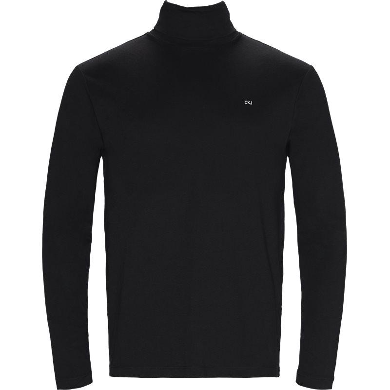 calvin klein jeans – Calvin klein jeans regular fit j30j309447 t-shirts black på axel.dk