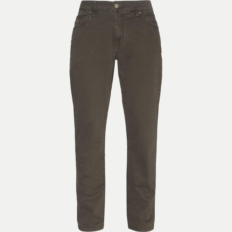 04403 5-PKT PETZ POINT - Petz Point Jeans - Jeans - Regular - BRUN - 1