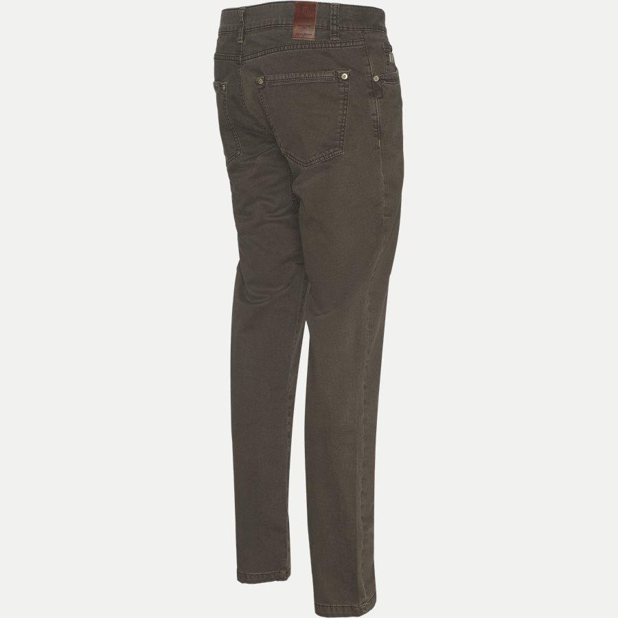 04403 5-PKT PETZ POINT - Petz Point Jeans - Jeans - Regular - BRUN - 3