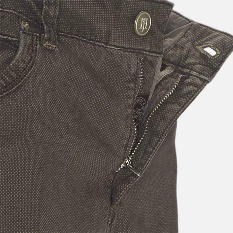 04403 5-PKT PETZ POINT - Petz Point Jeans - Jeans - Regular - BRUN - 4
