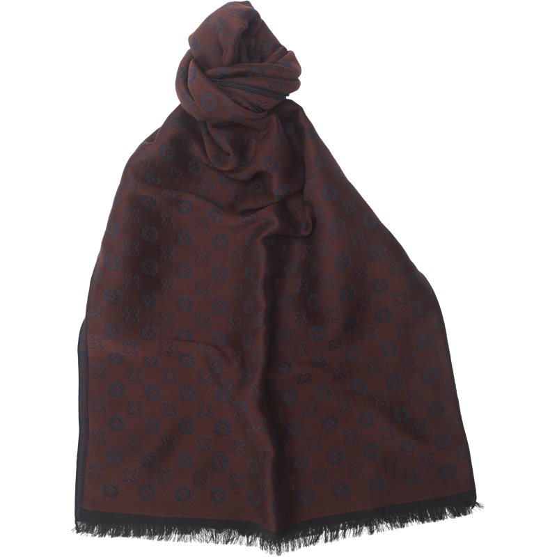 hansen & jacob Hansen & jacob - eyecheck scarf fra kaufmann.dk