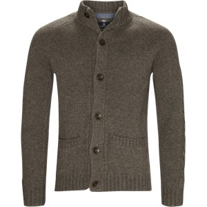 Sublime Cardigan Strik Regular | Sublime Cardigan Strik | Brun